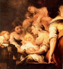 Natividad de la Santisima Virgen NatividadMaria-murillo